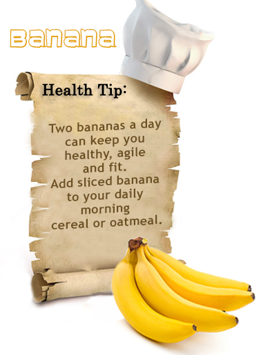 Banana_Health_tip