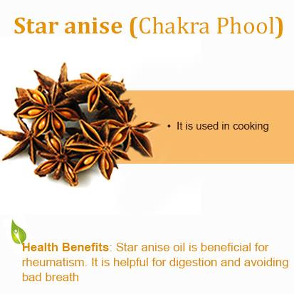 Chakra Phool_Culinary Tips