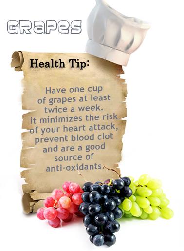 Grapes_Health_tip