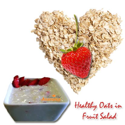 Healthy Oat with Fruit
